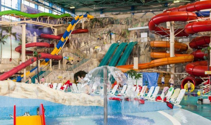 Аквапарк Лимпопо в Екатеринбурге