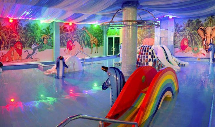 Аквапарк Аквалоо в Сочи