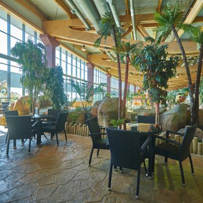 Кафе Палеонтолог аквапарк Уфа