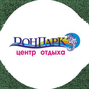 логотип аквапарка ДонПарк официальный сайт