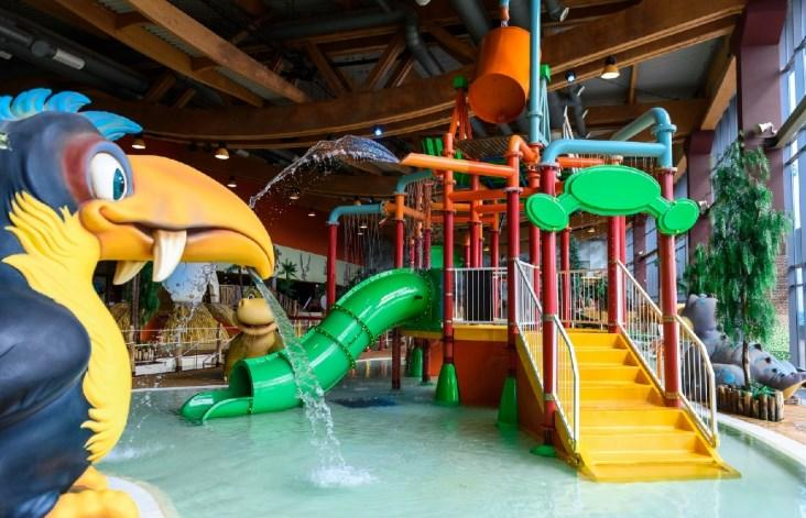 детский бассейн аквапарк Уфа