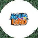 Логотип аквапарка Аквалэнд в Тольятти официальный сайт