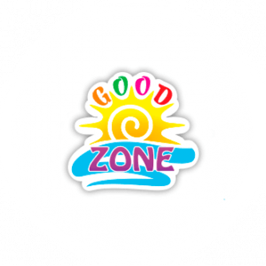 Логотип аквапарка GoodZone официальный сайт