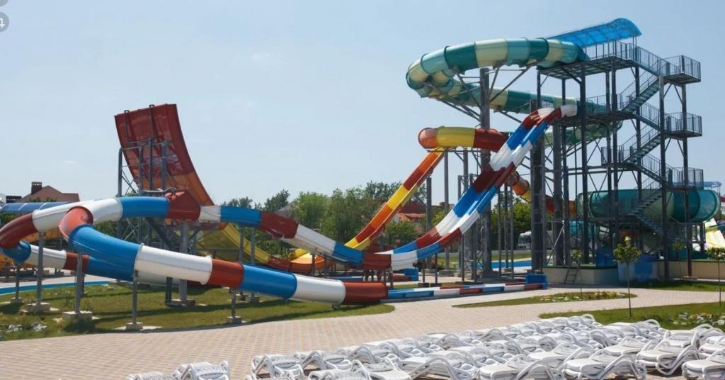 водные горки аквапарк дон парк официальный сайт