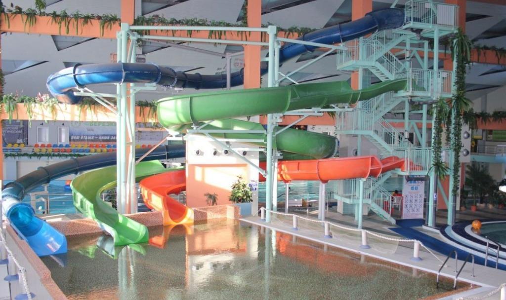 Аквапарк Водопад Чудес в Магнитогорске