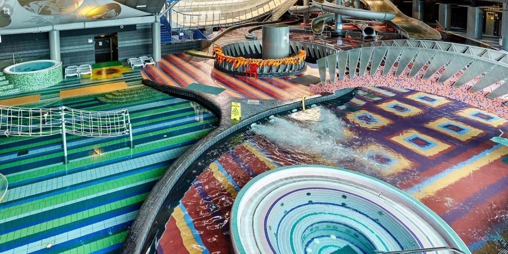 Аквапарк Фристайл в Минске