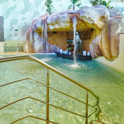 Аквабар аквапарк Уфа