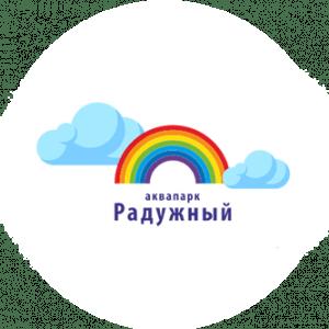 Логотип аквапарка радужный череповец, официальный сайт