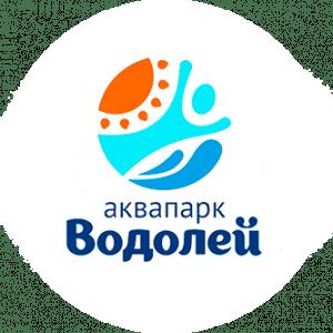 Логотип Аквапарк Водолей в Ставрополе официальный сайт