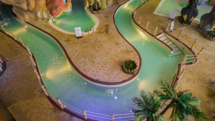 медленная река аквапарк Уфа