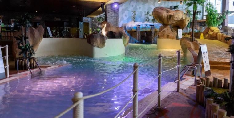 релакс бассейн аквапарк Уфа