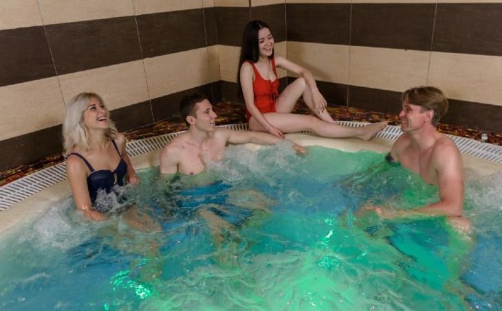 спа зона аквапарк Уфа
