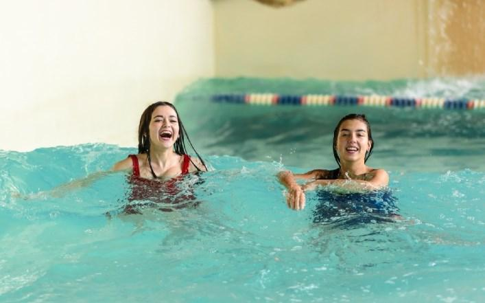 волновой бассейн аквапарк Уфа