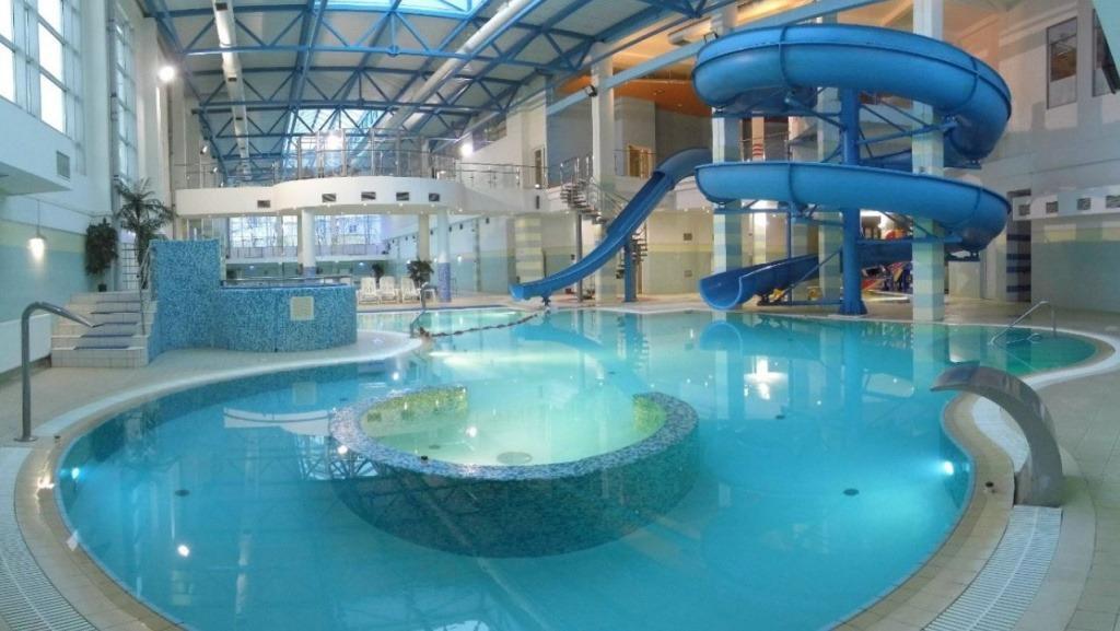 Аквапарк Олимп в Боровичи