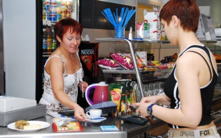 Кафе аквапарк Олимп в Боровичи