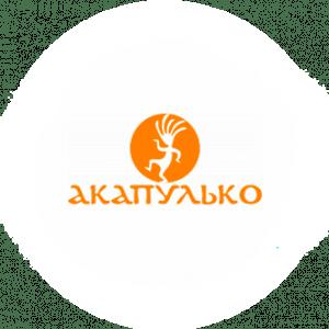 Логотип аквапарка Аквапулько
