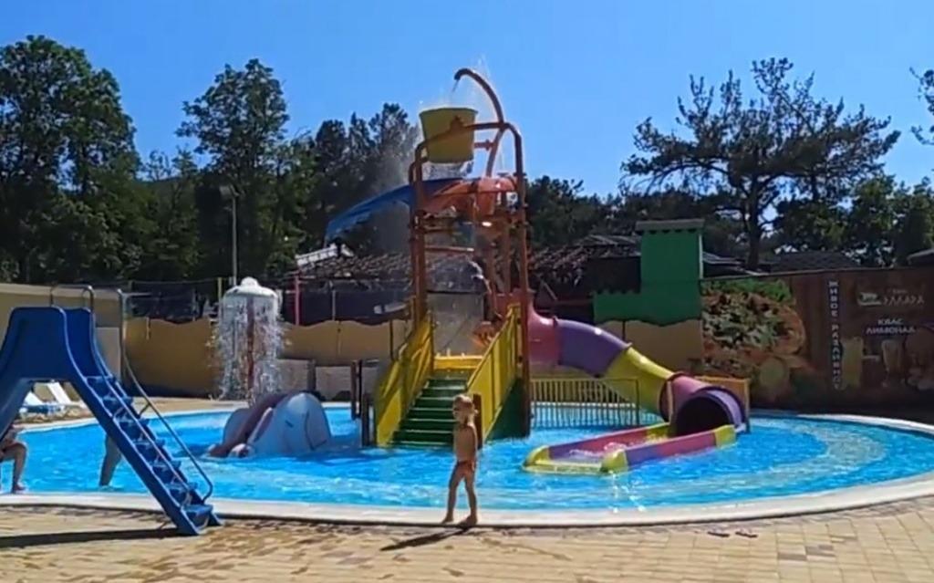 Аквапарк Эллада в Кабардинке официальный сайт