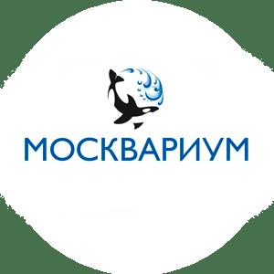 Логотип Москвариума в Москве