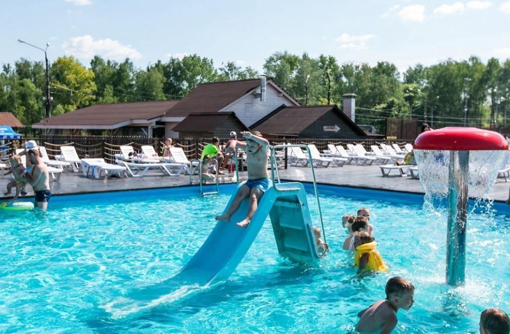 Сормовский аквапарк в Нижнем Новгороде