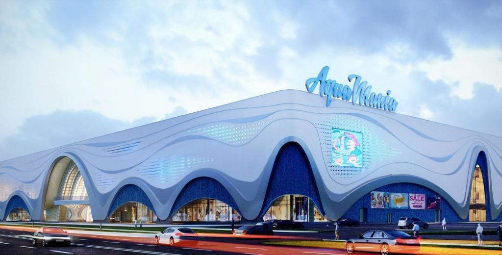 Аквапарк на Гагарина Нижний Новгород