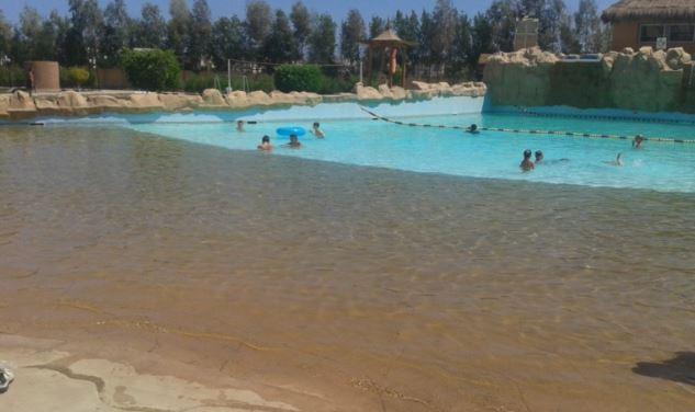 Аквапарк Бора Бора в Шарм Эль Шейх