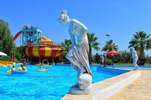 Аквапарк-«Water-City»