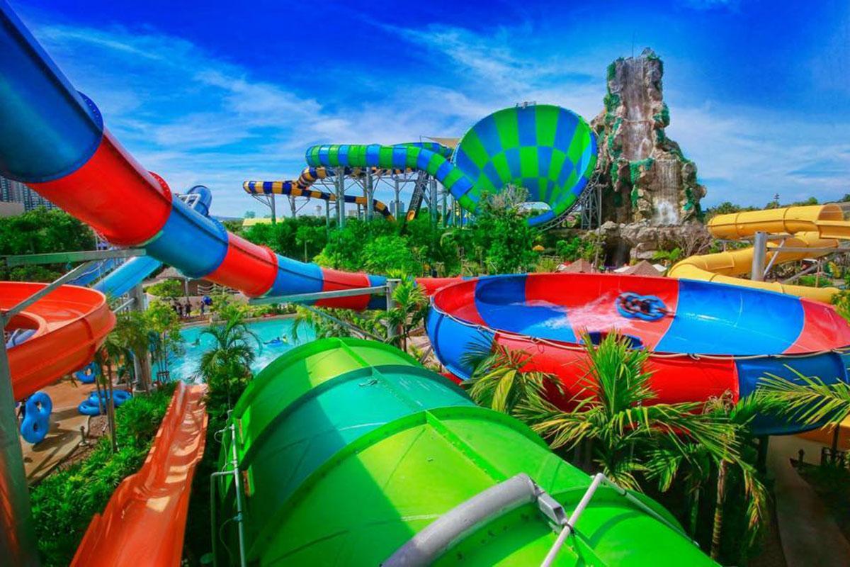 Slide Jungle